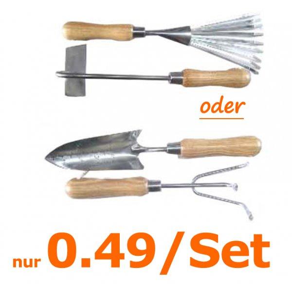 [Lokal IKEA Berlin] Restad Gartengeräte-Set 2-tlg. für 49 Cent
