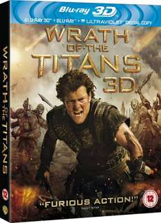 Blu-ray 3D - Zorn der Titanen (Wrath of the Titans / 2 Discs) für €5,57 [@Wowhd.co.uk]