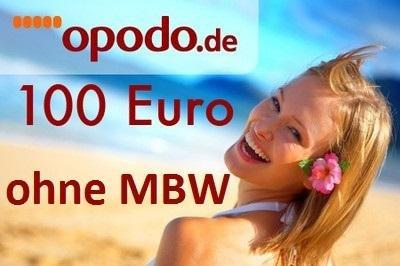 100,- EUR Opodo.de Gutschein auf Pauschalreisen für 9,90 EUR - DailyDeal - Einlösbar bis: 31.03.2016