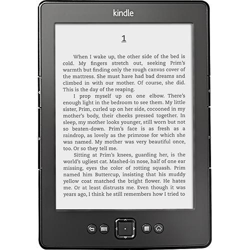 "[lokal Handelshof Lüneburg] KINDLE E-Book Reader 6"" WLAN, 15 cm (6 Zoll), 2 GB, 170 Gramm für ca. 22,50€"
