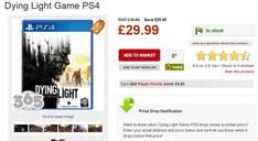 Dying Light Playstation 4 für 41€ bei 365games.co.uk
