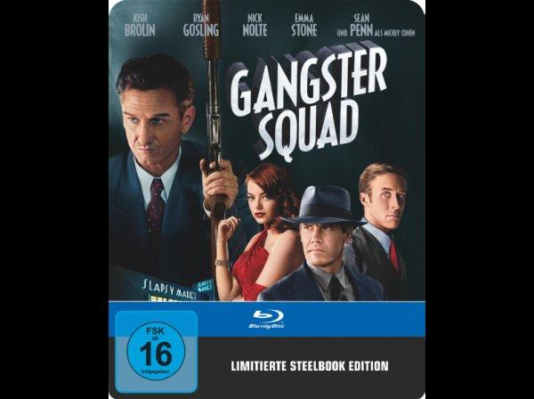 [Amazon Prime & Saturn] [Sean Penn Bluray Sammelthread] Gangster Squad Steelbook für 9,99€ *** Mystic River, Dead Man Walking, Milk für 7,97€