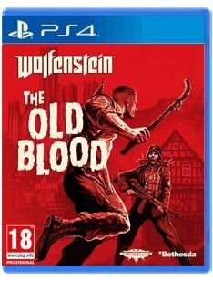 Wolfenstein The Old Blood für Playstation 4 [simplygames.com]