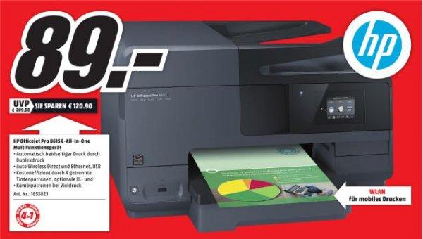 [Lokal Porta Westfalica] MediaMarkt: HP Officejet PRO 8615