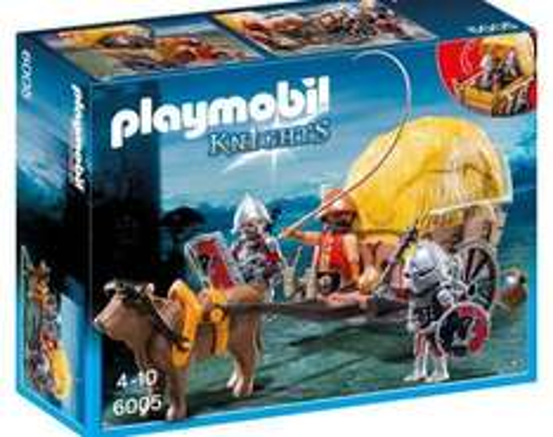 [Amazon Prime] Playmobil-Ritter & Samurai-Deals | mit dabei: PLAYMOBIL 5493 - Adventskalender, Kampf um den Drachenschatz 9,92€ (Idealo: ab 16,19 €)