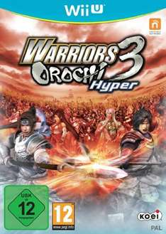 [Amazon-Prime] Warriors Orochi 3 Hyper - [Nintendo Wii U]