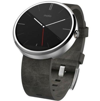 Motorola Moto 360 Smartwatch, diverse Modelle gerade bei Amazon WHD (Zustand: sehr gut) sehr günstig