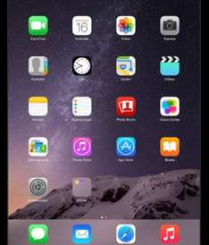 iPad Air 2 WiFi 64GB Spacegrey @ebay