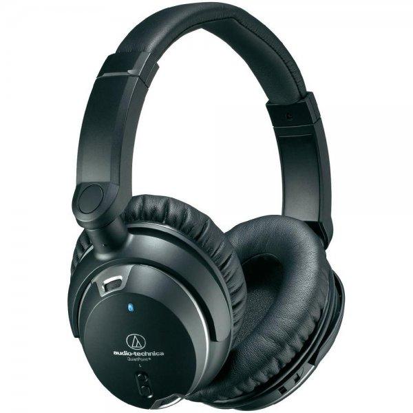 Audio-Technica ATH-ANC9 Noise-Cancelling-Kopfhörer für 146,80€ @conrad.de