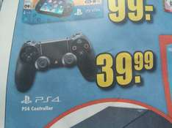 [Lokal emmendingen Müllheim Lahr] PS4 Controller für 39,99 €