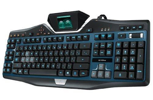 Amazon WHD Logitech G19s (Auchtung, QWERTY Tastatur) 57,28€ Sehr gut