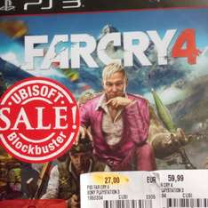 Far Cry 4 PS3 Media Markt München Pasing Arcarden