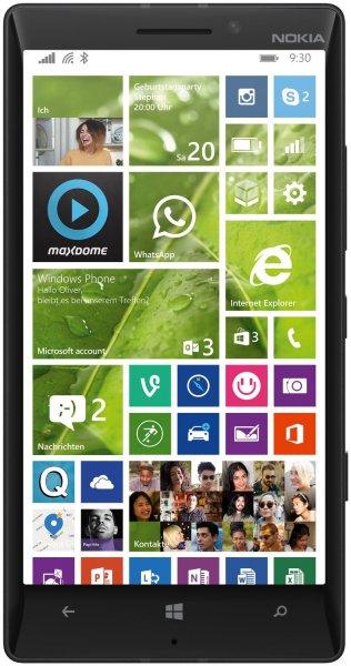 (Nokia) Lumia 930 (schwarz und weiß) für 257€ - 262€ @Amazon WHD SEHR GUT - 80€ unter Idealo