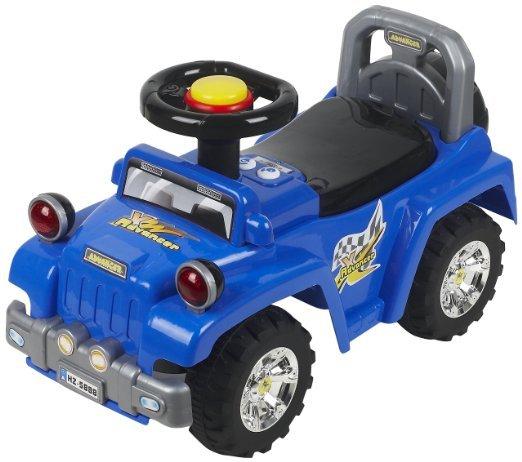 [Amazon-Prime] Chipolino CHIPROCSU1401BL - Geländewagen Kinderauto Ride On, blau