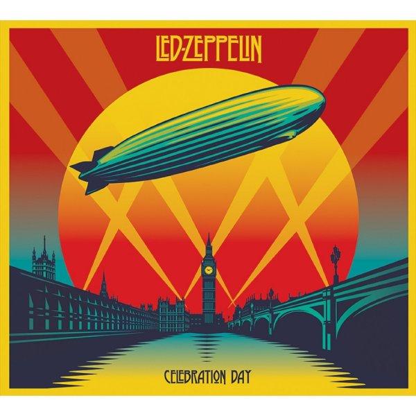 [CD] Led Zeppelin - Celebration Day, für 4,99 € statt 11,34 €, versandkostenfrei bei @Saturn