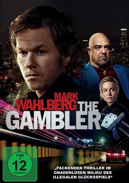 Müller Sonntagsknüller The Gambler DVD 11,99€ Blu-Ray 14,99