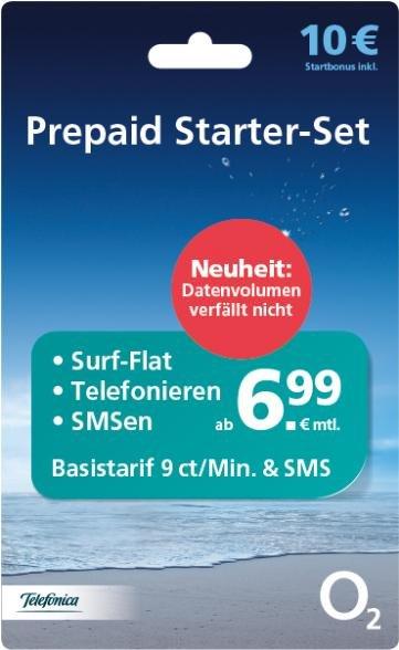 [LOKAL Saturn Göttingen] Saturn [O2] Prepaid Starterpack 1€
