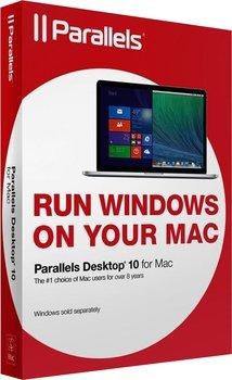 Parallels Desktop 10 - 30% günstiger bis 24 Uhr.