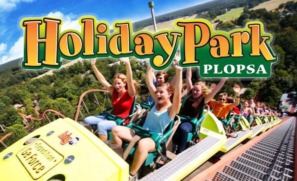 Holidaypark u. Plopsa in Haßloch Tagesticket für 19,50€ statt 29,95€