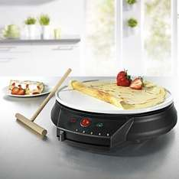 Gourmet Maxx Crepe Maker für 14,99€ inkl. Versand
