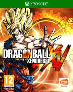 Dragon Ball:Xenoverse (Xbox One)