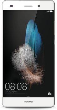 Huawei P8 lite Dual-Sim Smartphone inkl. 1GB Internet für 9,99€/monat