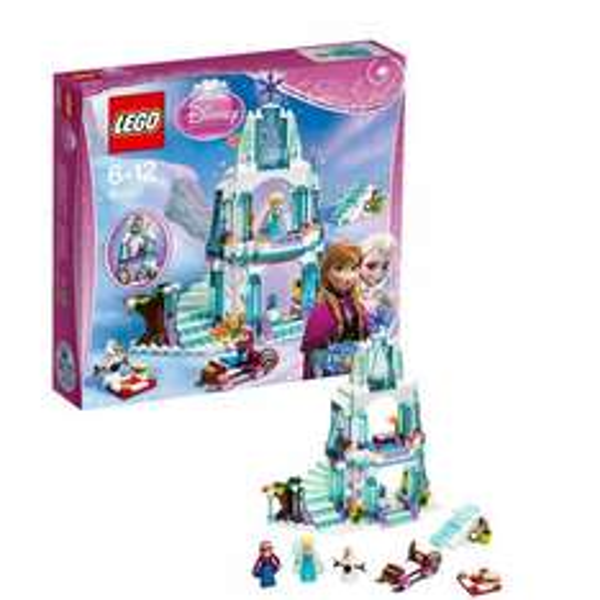 LEGO Disney - Elsas funkelnder Eispalast 41062 Versandkostenfrei für glatt 28,00€ @Thalia.de