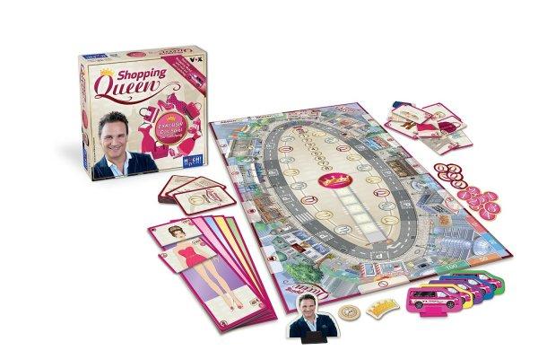 Shopping Queen - Brettspiel 878854 (3-5 Spieler, ab 12J) inkl. Versand für 17,50€ @Thalia.de