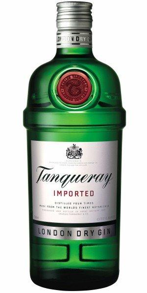 4 Flaschen Tanqueray Gin 47,3% 1L! (insgesamt 4L)für 63,60€ (1FL.15,90€) @Online Duty Free Heinemann (Idealo82.86)