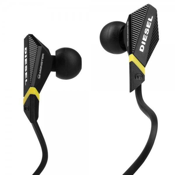 Monster Diesel Vektr (schwarz) - In-Ear Kopfhörer (Abholung 29,90€)