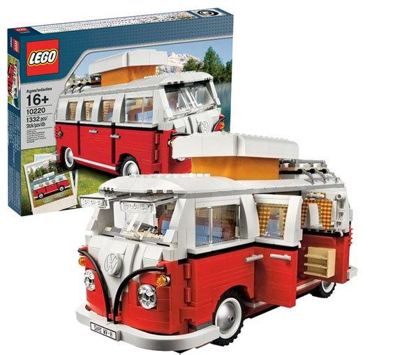 *Wieder Verfügbar* LEGO 10220 VW Volkswagen T1 Campingbus für 79,99€ @Intertoys