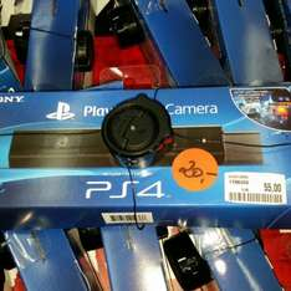 [Media Markt Tempelhofer Hafen] PlayStation 4 Kamera 20€