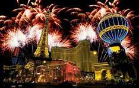 Flüge: Silvester in Las Vegas (ab/nach Kopenhagen) ab 375€