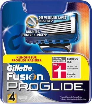 [ROSSMANN bundesweit] KW23 Gillette Fusion ProGilde Rasierklingen (4 Stück) nur 13,99 € (statt 17,99 €) [Gültig bis 05.06.2015]