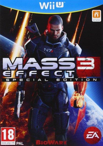 [Coolshop] Mass Effect 3 Special Edition Wii U
