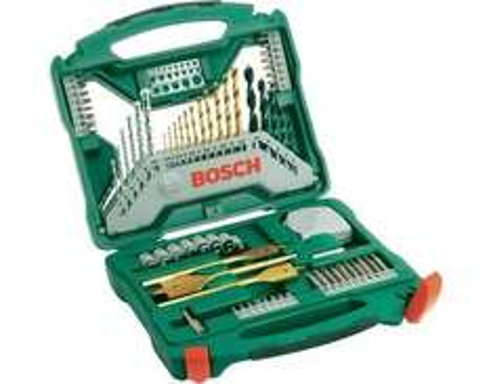 Bosch X-Line Titanium Set 70-tlg. für 19,99€ @Allyouneed