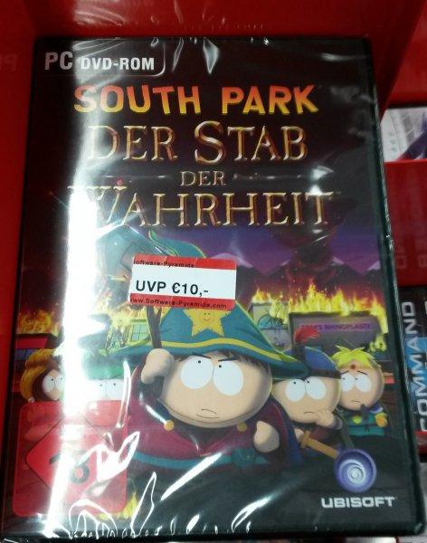 [Steam] [Lokal Würzburg?] South Park: Der Stab der Wahrheit und Rocksmith für PS3