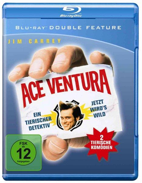 (Amazon.de-Prime) Ace Ventura 1 und 2 Blu-Ray für 9,49€