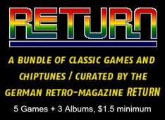 [Steam] RETURN Bundle @ Groupees