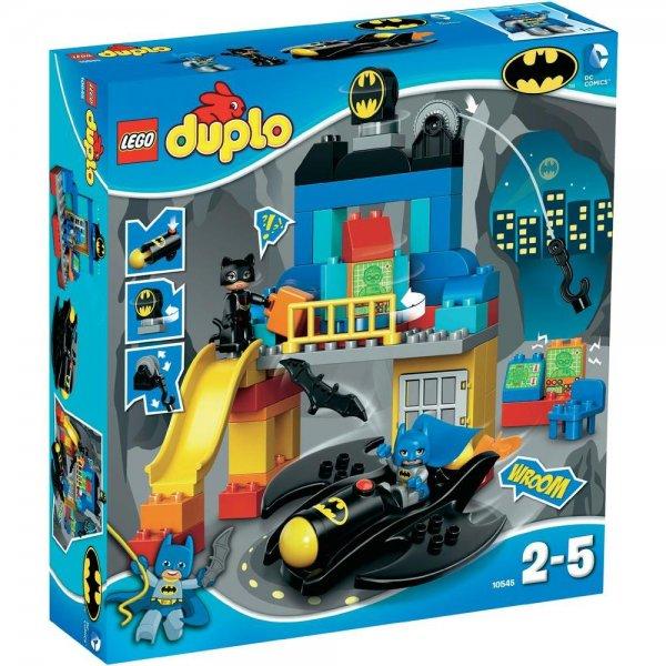 [Update: 24,00€ - 10% Rossmann Gutschein = 21,60 @mueller.de] Lego® Duplo® 10545 Abenteuer in der Bathöhle für 25,64€ @conrad.de