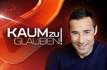 Freikarten für TV Aufzeichnung - Kaum zu glauben - Hamburg
