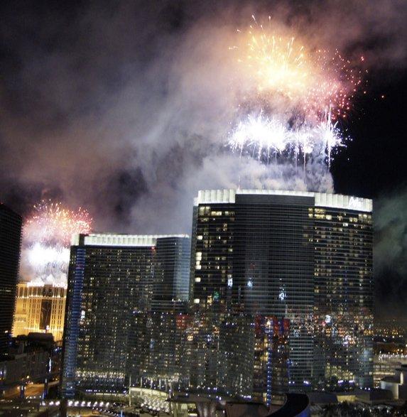 Kopenhagen -> Las Vegas -> Kopenhagen für 375€ über Neujahr!
