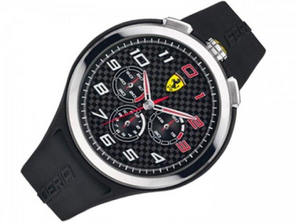 Scuderia Ferrari Herren-Armbanduhr XL Modell 0830100 für 139,90 € statt 194€