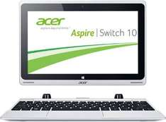 Acer Aspire Switch 10 für 158,03 Euro bei amazon WHD