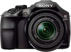 Sony Alpha 3000 Kit 18-55 mm für 269,95 € @DealClub