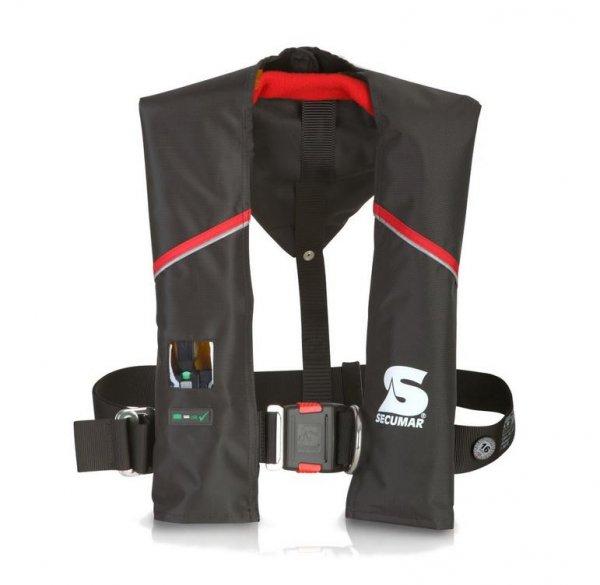 Automatik-Rettungsweste Secumar Ultra AX 150 Harness für 99,90€ - Idealo: ab 119,90€