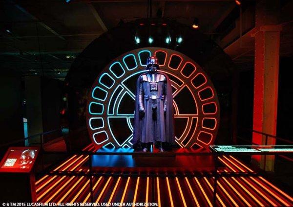 Star Wars Ausstellung Köln 2 Tage 2 Personen im 4 Sterne Hotel inkl. Frühstück und Tickets, 117€