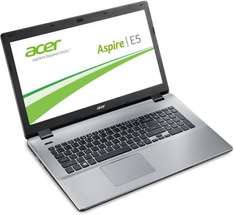 "Acer E5-731-P9KZ 17,3"" Intel 3556U 4GB 1TB Win 8.1 Amazon WHD Sehr gut"