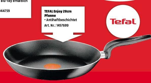 [LOKAL Mediamarkt Herzogenrath ] Tefal Enjoy 28cm Pfanne für 5 Euro am 07.06.15