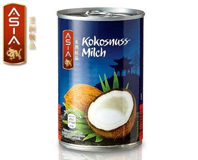 [Aldi Süd - Bundesweit] Asia-Woche - u.a. Kokosnussmilch 400ml für 89 Cent ab 08.06.2015